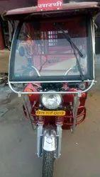Saarthi Plus E Rickshaw, Vehicle Capacity: 6 Seater