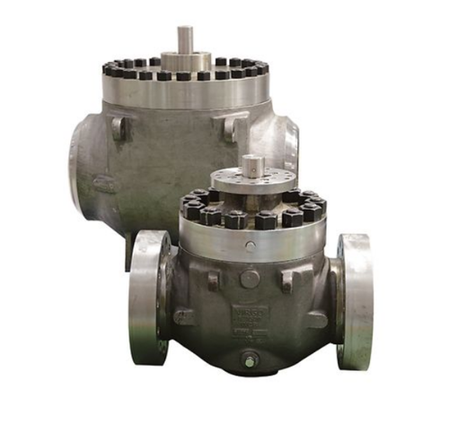 Virgo EL Series Top Entry Trunnion Ball Valve - Emerson, Pune | ID