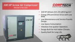 High Pressure Air Compressor For Pharmaceuticals Industries