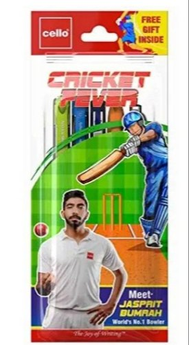 Cello Cricket Fever School Essentials Kit