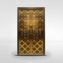 Stainless Steel Door Panel