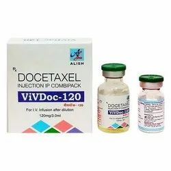 Docetaxel Injection IP Combipack Injection
