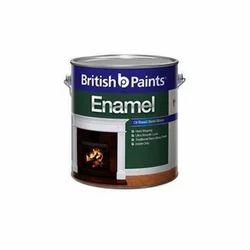 British Paints, Packaging Type: Tin