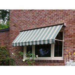 Window Retractable Shade Awning