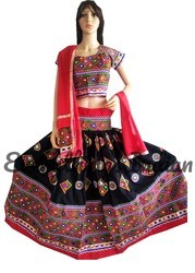Designer Embroidered Chaniya Choli