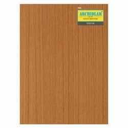 Archid Ply Teak Veneer Plywood, 3Mm