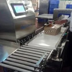 Das Electronics Ss, Ms Check Weigher Metal Detectors