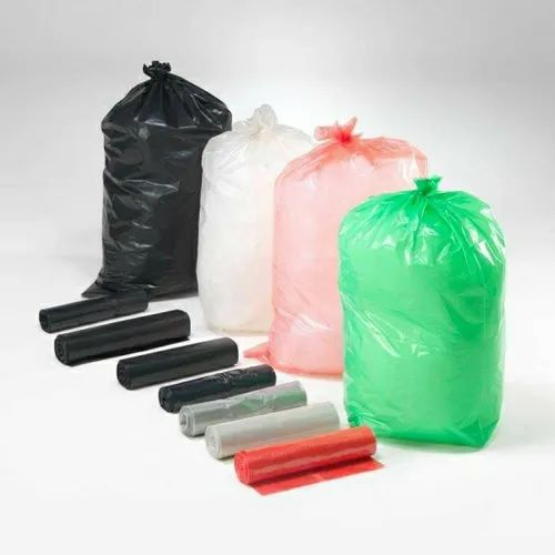 Colored Garbage Bag