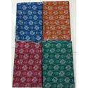 Krishna Fabric Printed Satin Cotton Print Fabric, Gsm: 100-150