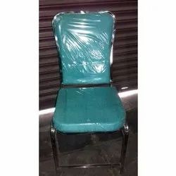 Green SS Banquet Chairs