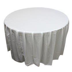 Grey Table Cover