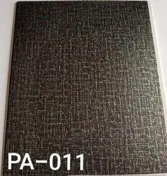 Black Designer Wall Panel