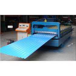 Color Coated Sheet Making Machine