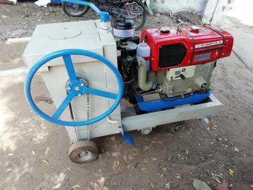 13 HP VST Shakti Groove Cutter Machine