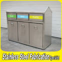Stainless Steel Bins
