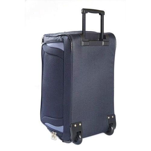 Two Wheel Duffle Trolley Bag