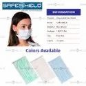 3 Ply Face Mask Surgical Ear Loop With Filter & Nose PIN