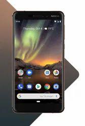 Black Nokia 6 Point 1 Mobile Phone