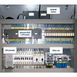 PLC Automation Control Panel Service
