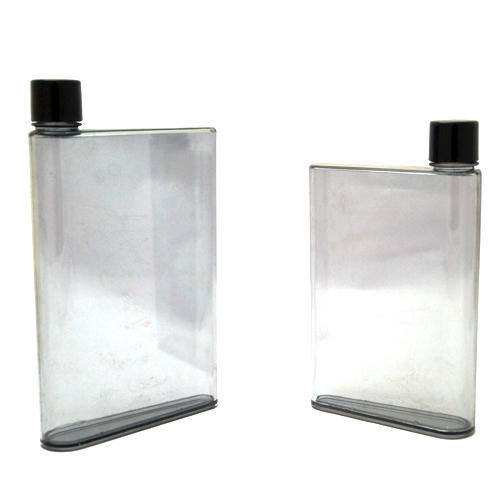 a023a373bd Plastic Silver Ultra Slim Water Bottle, Capacity: 500 Ml, Rs 200 ...