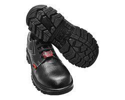 Prima Black Safety Shoes
