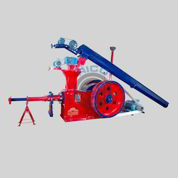 Coffee Husk Briquette Press Machine