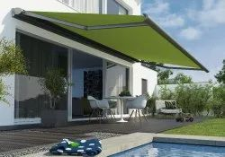 Retractable Cassette Arm Awning