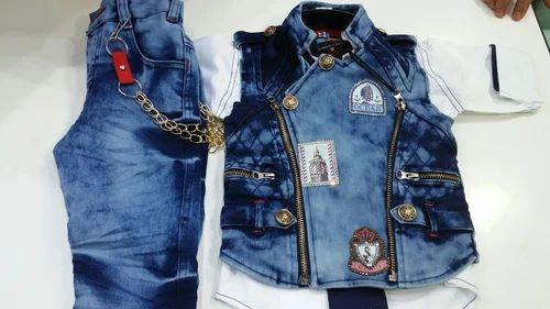 9b2b131268a Boys 3 Colors In Every Box Fancy Denim Jacket