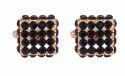 Cubic Zircon Cufflink