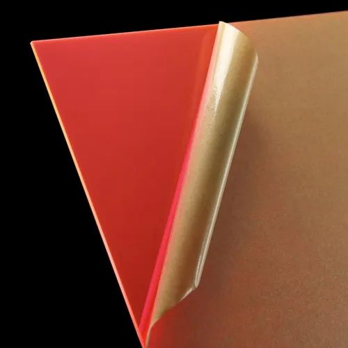 Rectangular Cast Acrylic Sheet, Size: 8x4 Feet, Thickness: 3.0 mm, Rs 90  /square feet   ID: 21162940512