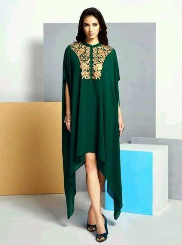 6879e6685 Plain Casual Wear Kaftan Kurti, Rs 500 /piece, Vedwan Collection ...