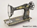 Model TA-1 Sewing Machine
