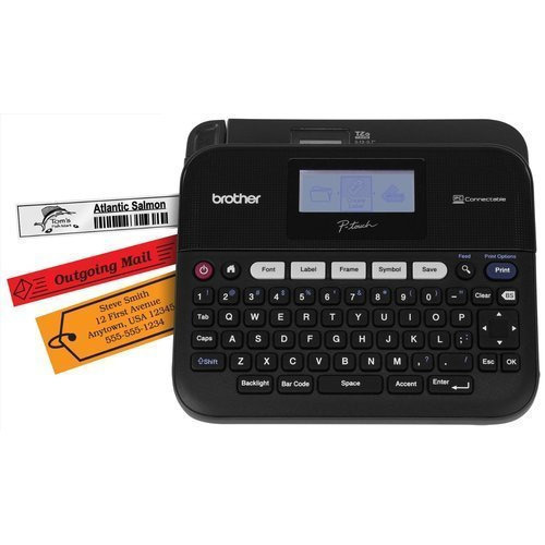 Brother P Touch Pt D600 Label Printer