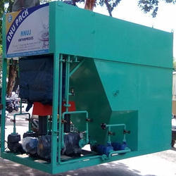 Semi-Automatic Packaged Sewage Treatment Plant