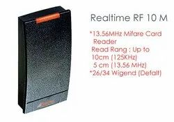 Realtime Weigand RF10M ( Mifare Reader