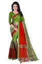 Cotton Silk Saree Jalar