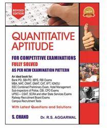 Quantitative Aptitude For Competition Books