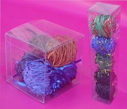 PVC Transparent Box