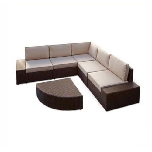 Modern L Shaped Sofa Set
