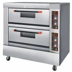 Single and Double Deck Oven 3Phase(Electric or Gas)