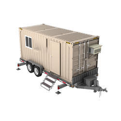 Shipping Container Trailer >> Bending And Cutting Of Shipping Container Trailer Plates In