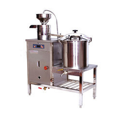 Soya Milk Processing Machine
