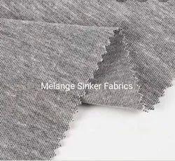 Melange Sinker Fabrics