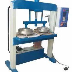 Hydraulic Double Die Dona Making Machine