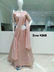 Fancy Fabric Lehenga