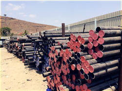 EN 19 Grade Seamless Pipe