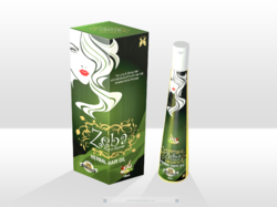 Zeba Herbal Hair Oil