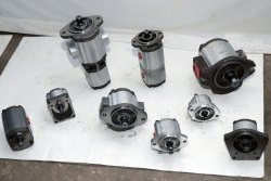 VBC Hydraulic Gear Pump