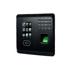 Mb10 Multi-Bio Face Basef Time Attendance Terminal With Access Control Functions