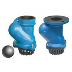 NORMEX Cast Iron Ball Type Foot Valve, Size: 1/2-6